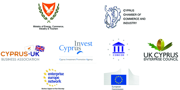Logos of supporting organisations